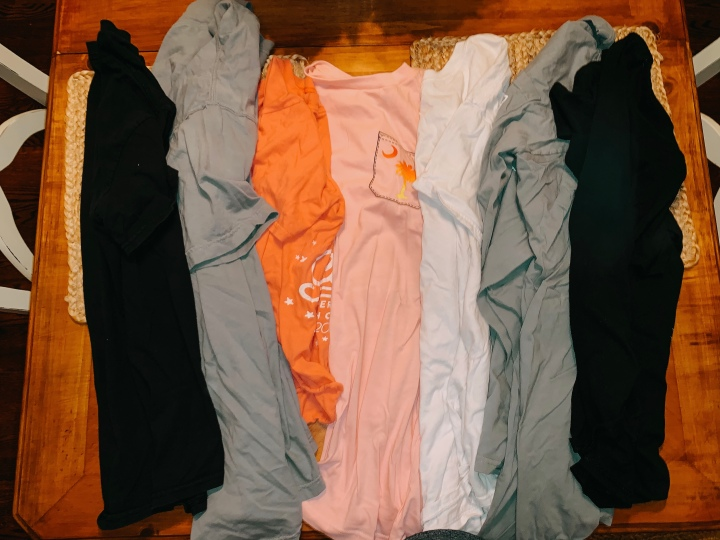 Turning Old T-Shirts into Reusable Bags